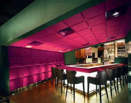小饭店吧台内部结构图