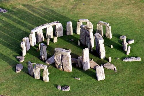 英国史前遗迹--巨石阵