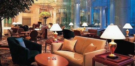 东方君悦大酒店悦庭餐厅