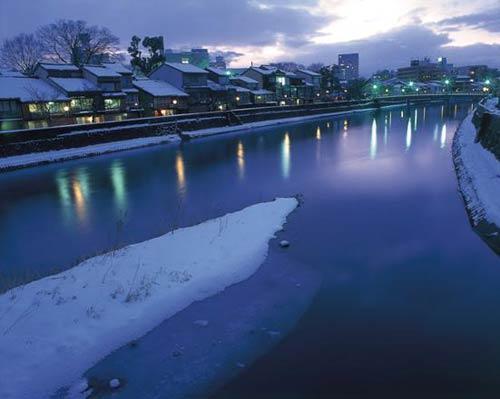 吃在日本:金泽茶屋街(组图)