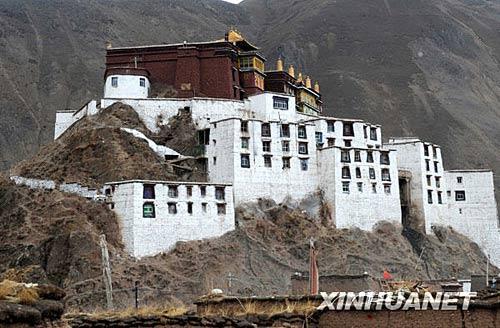 """藏北索县""""布达拉宫"""""""