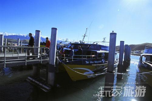 纽西兰,一幕幕广阔无边的自然风景,还是整日在你眼前免费放播!