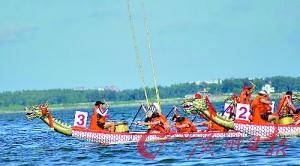 端午节假期正好是儿童节前夕,带孩子去看龙舟、好好乐一把。(Getty)