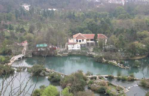 贵州花溪青岩古镇