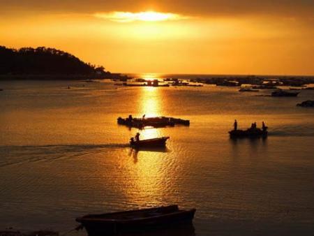 蜜月圣地:阳江海陵岛