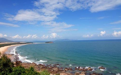 海南清水湾