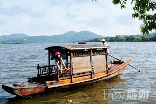 杭州是个灵妙的地方