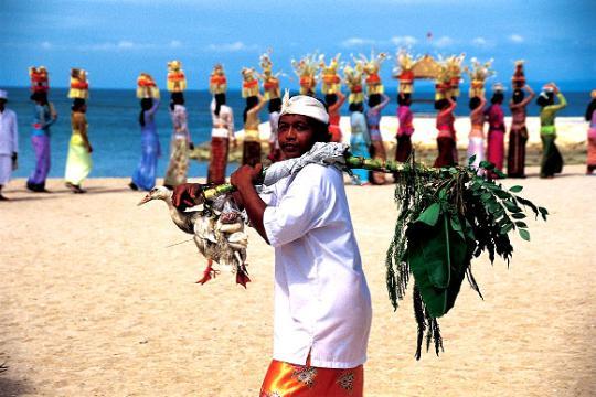 巴厘岛:触摸最浪漫的事