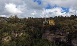 悉尼之美 世外桃源般的蓝山美景