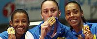 2006年巴西女排三连冠