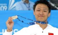 张琳创造中国男子游泳历史