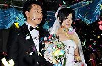09奥运冠军结婚忙 杜丽庞伟是焦点