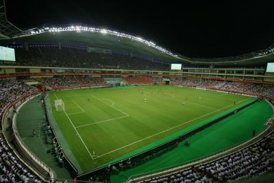 上海虹口足球场