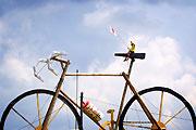 巨型自行车