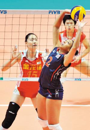 中国女排难过美人关王宝泉:总决赛要打出作风