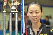 2010年中国赛陈思明夺冠