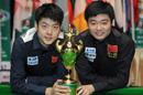 中国夺斯诺克世界杯