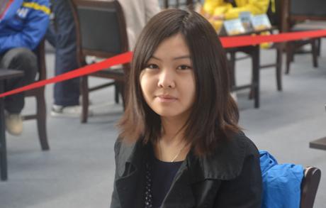围棋女子个人冠军宋容慧