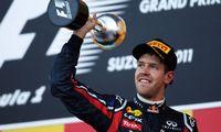 维泰尔卫冕F1车手总冠军