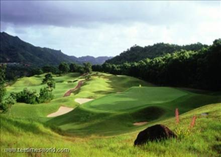 TheRoyal Hawaiian Golf club