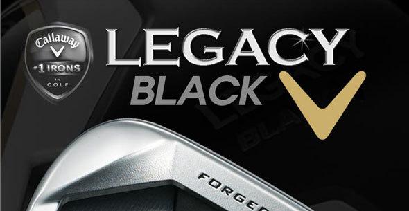 LEGACY BLACK铁杆(CG95)