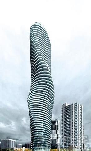 """加拿大将建成的地标建筑""""Absolute Tower""""也仅有60层高"""