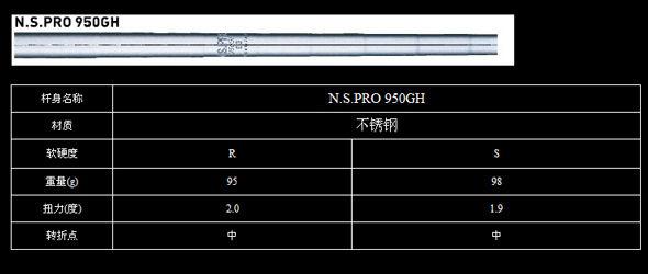 I20 铁杆(N.S.PRO 950GH)