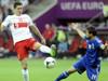 揭幕战波兰1-1希腊