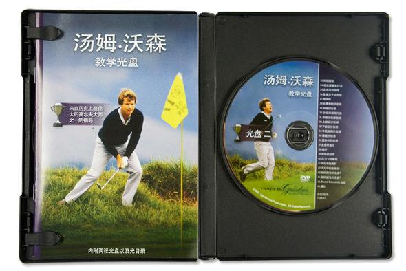 汤姆・沃森 教学光盘(2碟装)