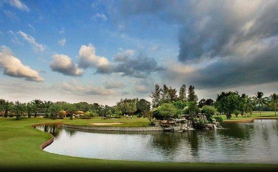 挥杆普吉岛高尔夫球场