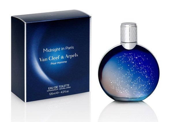 梵克雅宝午夜巴黎男士香水