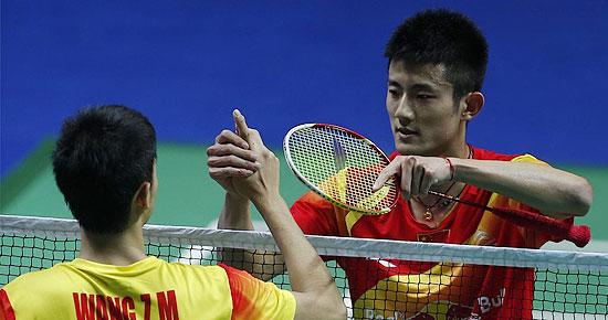 中国赛-谌龙2-0王睁茗第二次夺冠