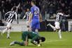 欧冠-切尔西客场0-3惨败尤文出线堪忧