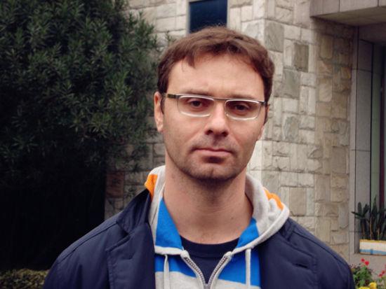 助理教练杰瑞斯・尼古拉