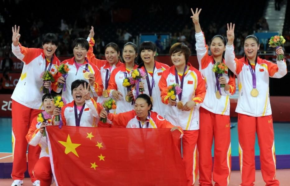 2012年伦敦残奥会中国坐式排球女队三连冠