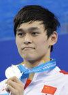 中国游泳队大放异彩