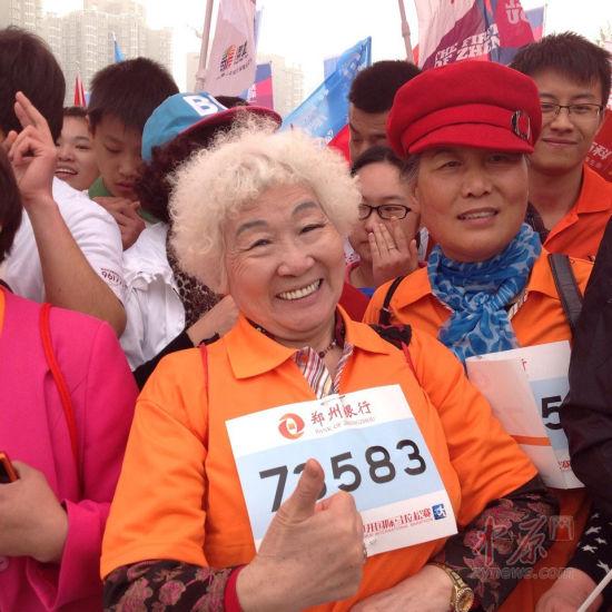 4.7万跑友跑向春天。