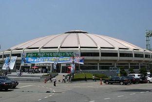 仁川亚运会场馆-水原体育馆(手球、乒乓球)