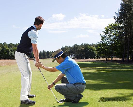 高尔夫教学