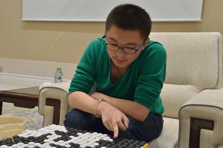 杨鼎新:自己还不够用功 以后总能拿到世界冠军