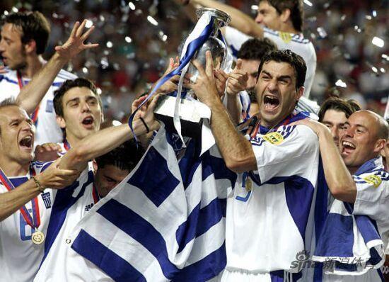 2004年夏天,希腊人创造了历史
