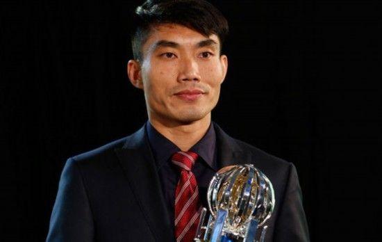 郑智夺亚洲足球先生