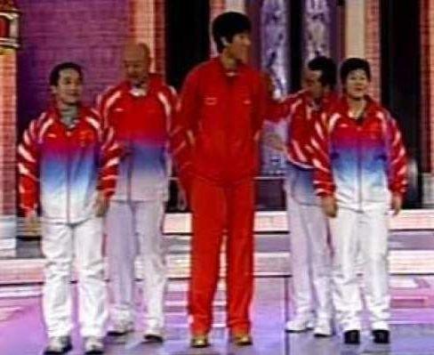 刘翔、唐功红等奥运冠军亮相《魔力奥运》