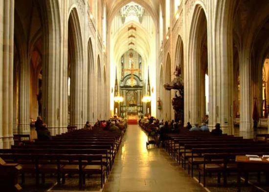 安特卫普大教堂
