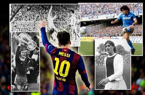 卡拉格:梅西是史上最强的俱乐部球员