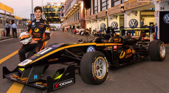 澳门格兰披治大赛车第三天 乐橙国际车手遭处罚