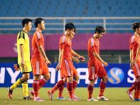 国奥遭泰国吊打0-2出局