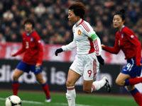 四国赛-徐媛失单刀对手进球被吹女足0-0战平韩国