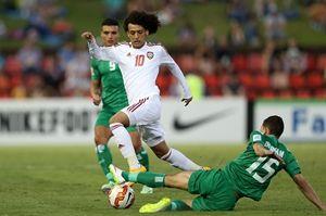 亚洲杯-奥马尔两助攻阿联酋3-2伊拉克夺季军