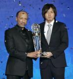远藤保仁获最佳球员